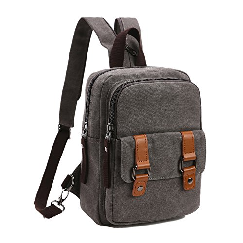 Arbag Small Cute Backpack Vintage Casual Canvas Shoulder Bag ...