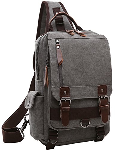 Mygreen Sling Backpack for Men and Women One Shoulder Single Strap ...