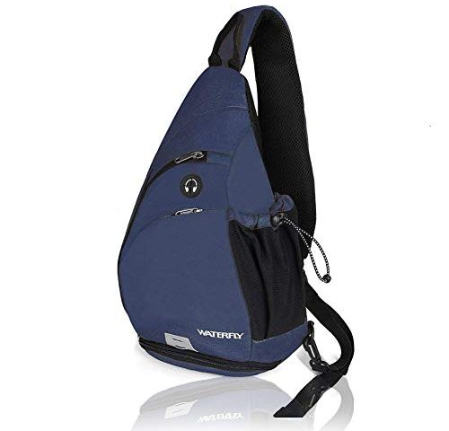 7c6ffe75e368 WATERFLY Sling Backpack